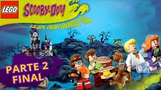 LEGO Scooby Doo Escape From Haunted Isle PARTE 2 FINAL | JOGOS PARA ANDROID