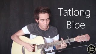 Tatlong Bibe - Filipino Nursery Song (fingerstyle guitar cover)