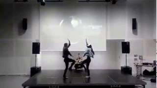 Slap Weh Unity at  Dancehall Master Duo (Paris)