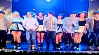 MUST SEEThe X Factor   Season 7   The X Factor finalists sing Can  39 t Stop Movi