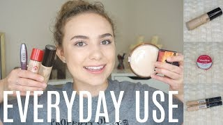 The BEST Products for EVERYDAY NATURAL MAKEUP WEAR! | Simple, Easy Makeup