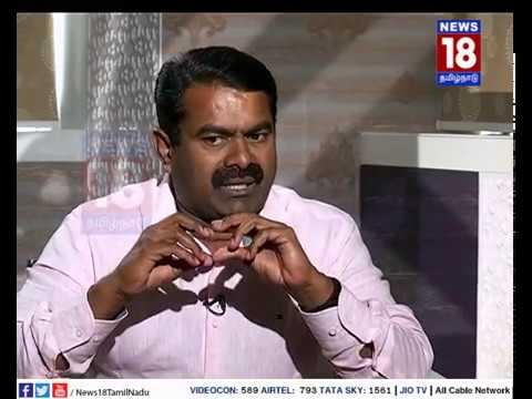 Xxx Mp4 Interview With Seeman News18 Tamil Nadu 3gp Sex