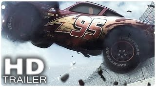 CARS 3 Trailer Teaser | Pixar | Kinostart German Deutsch 2017
