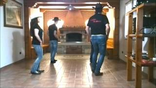 Snapback Line Dance
