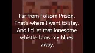 Folsom Prison Blues by Johnny Cash (lyrics)
