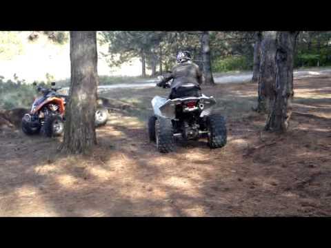 ATV EGL Mad MAX 250 - 300cc