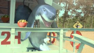 Candyman Choco Double Eclairs Lifeguard TVC