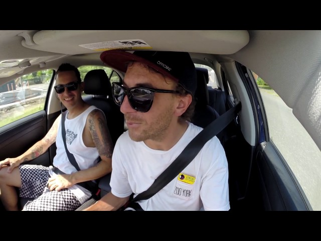 Skaters In Cars: Ron Deily