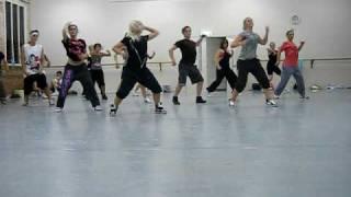 'showdown' black eyed peas choreography by Jaz Meakin