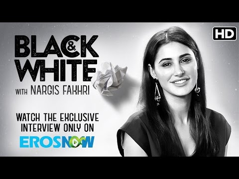 Catch Nargis Fakhri on Black & White | The Interview