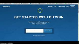 VIDEO 4A        How to Create a Coinbase Account
