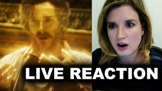 Doctor Strange Trailer Reaction