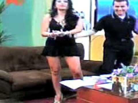 Anayanssi Moreno Vestido Negro