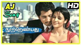 180 Movie Scenes | AJ Song | Priya Anand proposes to Siddharth | Siddharth and Priya get engaged