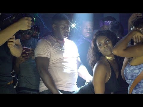 BLAC YOUNGSTA BOOTY TWERKING FANS (Official Video) Live Performance in St. Louis
