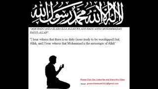 English Lecture: Is Allah Not Sufficient For You