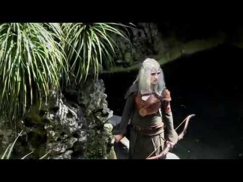 Ashtray Arts feat. Angélica Elfic - Making of