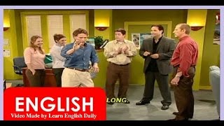 Learn English Conversation - Very Funny English Speaking 01