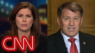Erin Burnett to GOP senator: Did you get intimidated by Trump?