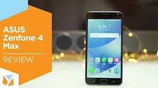 ASUS Zenfone 4 Max Review