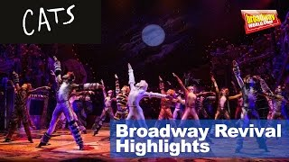 CATS (Broadway Revival) Highlights