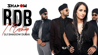RDB Mashup | DJ Shadow Dubai | 2013