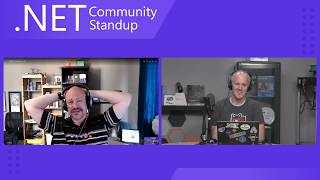 ASP.NET Community Standup - June 11th, 2019 - Blazing Pizza Deep Dive with Daniel Roth