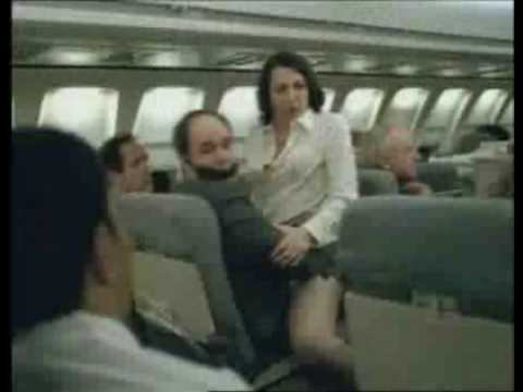Làm chuyen ay trên máy bay