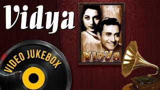 Vidya [1948] Songs - Dev Anand - Suraiya - S. D. Burman Hits | Evergreen Bollywood Songs