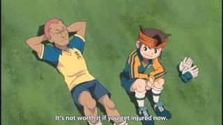 Inazuma Eleven Episode 3 Part 2 - Call Out the Killer Technique! [HD]