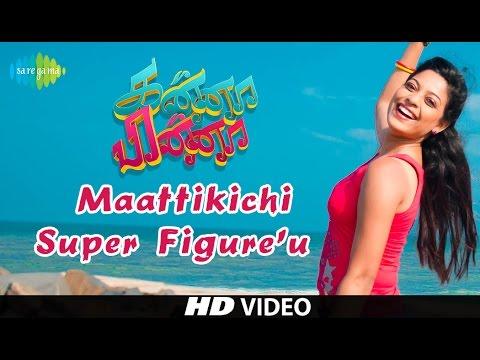 Maattikichi Super Figure - HD Tamil Video Song | Kanna Pinna | Thiya, Anjali Rao | Roshan Sethuraman