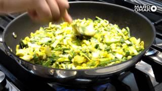 How to make koko tare farangi   رایحه، طرز تهیه کوکو تره فرنگی