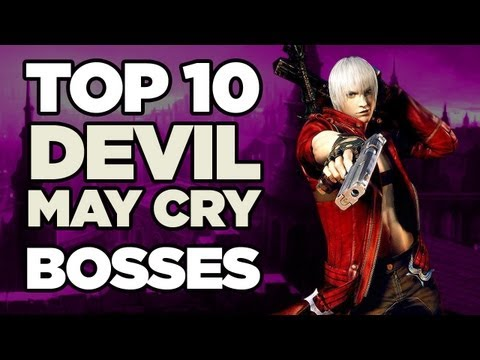 Xxx Mp4 Top 10 Devil May Cry Bosses 3gp Sex