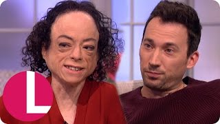 Liz Carr and David Caves Talk 20 Years of Silent Witness | Lorraine