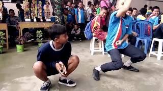PUSAT PERHATIAN !! Bocah SMP joged Temon Holic (Hajar Pamuji)