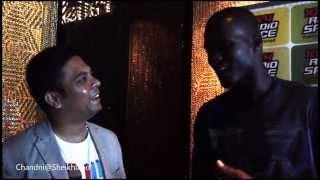 Interview With Darren Sammy - IPL Dubai - Launch Of Patiala Sports Lounge