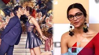 Deepika Padukone On Ranveer Singh's KISS In 'Befikre'   Bollywood News