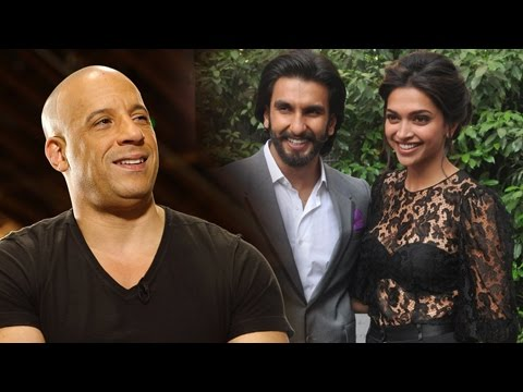 Xxx Mp4 Deepika Padukone Ranveer Singh To Host Dinner For Vin Diesel XXX Return Of Xander Cage Premiere 3gp Sex