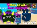 I Made Max Level Andamp Enchant Shiny Chocolate Bunny Andamp Easter Dualcorn Op - Bubble Gum Simulator