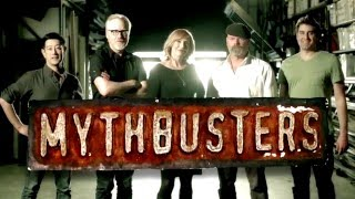 MythBusters Reunion Trailer