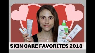 SKIN CARE FAVORITES OF 2018| DR DRAY