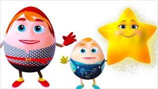 Twinkle Twinkle Little Star | Zoodoos Kids Songs | Videogyan 3D Rhymes