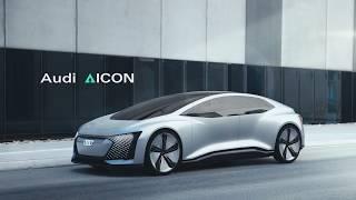 IAA 2017 // Audi AICON - design
