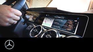 Mercedes-Benz User Experience (MBUX) World Premiere | CES 2018