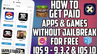 Better Than Vshare? Get Paid Games/Apps Free on IOS 10 & 9 - 9.3.5 (No Jailbreak) iPhone,iPad,iPod