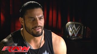 Roman Reigns und Seth Rollins – ihre gemeinsame Vergangenheit (Teil 2): Raw, 6. Juni 2016