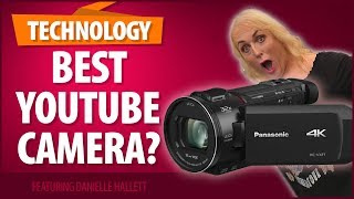 Panasonic HC-VXF1 - Hands on review, the best camera for YouTube?
