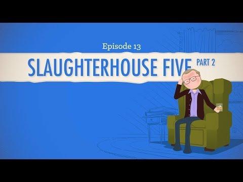 PTSD and Alien Abduction - Slaughterhouse-Five Part 2: Crash Course Literature 213