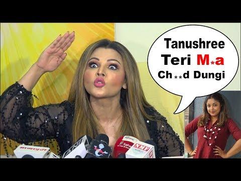 Xxx Mp4 Rakhi Sawant Reaction On Tanushree Dutta Nana Patekar Controversy Part 02 3gp Sex