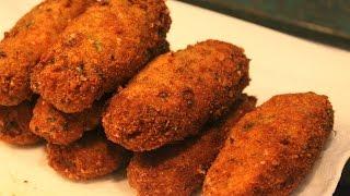 Spicy Chicken Kabab